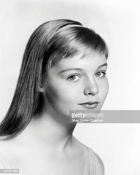 American actress Carol Lynley, circa 1960.