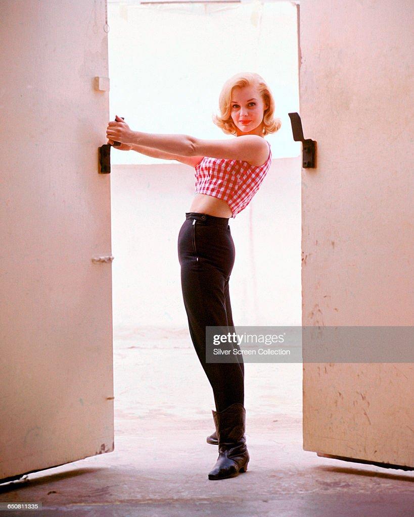 American actress Carol Lynley, circa 1965.