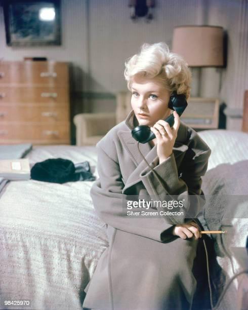 American actress Carol Lynley, circa 1968.