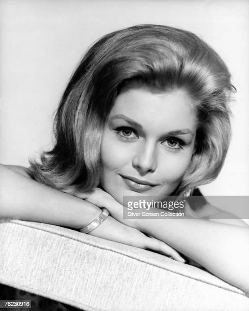 American actress Carol Lynley, circa 1975.
