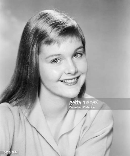 American actress Carol Lynley in a promotional portrait circa 1959