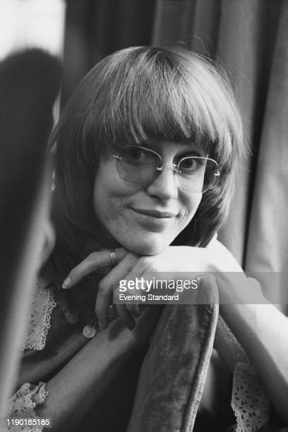 American actress Carrie Snodgress posed on 1st January 1971 Carrie Snodgress plays the role of Bettina Balser in the comedydrama film 'Diary of a Mad...