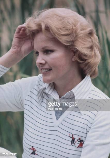 American actress Carroll Baker 31st August 1976