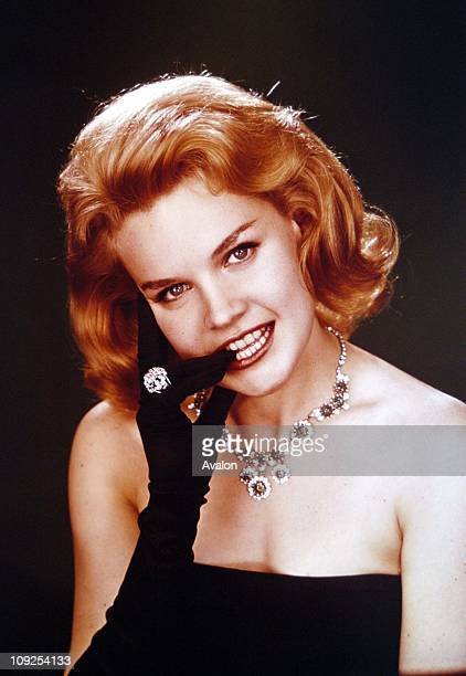 American Actress Carroll Baker