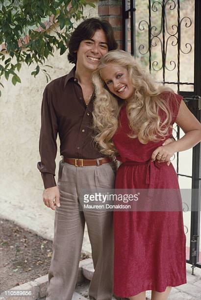 American actress Charlene Tilton with Jon Mercedes circa 1979 She starred in the long running soap opera 'Dallas' between 1978 and 1990