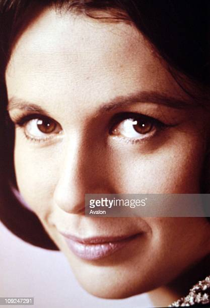 American Actress Claire Bloom
