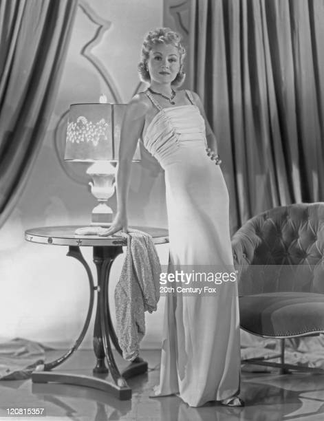 American actress Claire Trevor as she appears in 'Second Honeymoon' directed by Walter Lang 1937