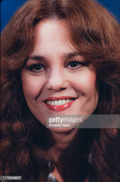 American actress comedian and singer Madeline Kahn New York New York 1978