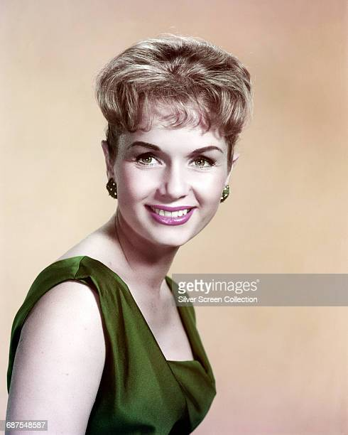 American actress Debbie Reynolds circa 1955
