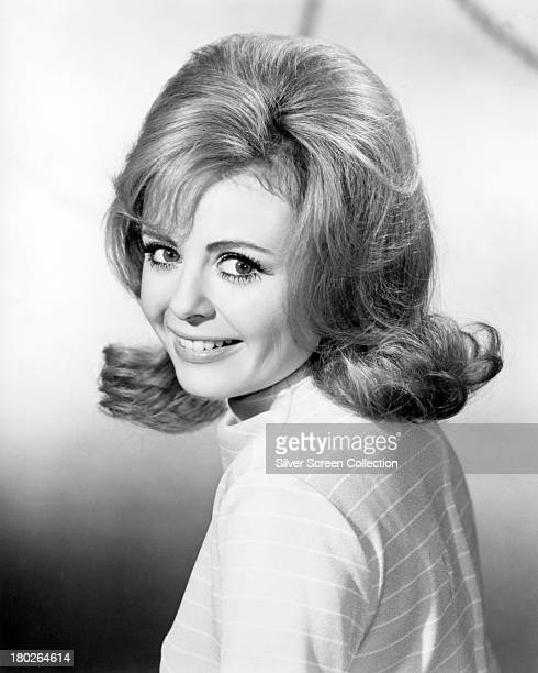 American actress Deborah Walley in a promotional portrait for the US TV sitcom 'The MothersinLaw' circa 1968