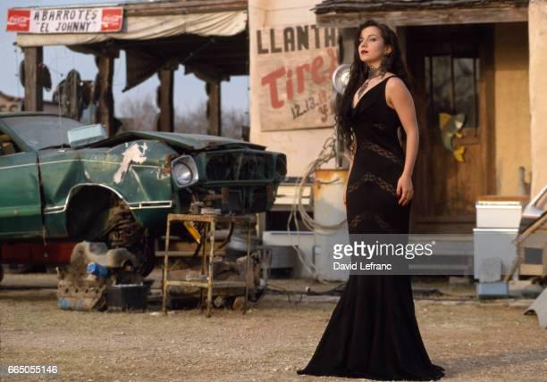 American Actress Domenica CameronScorsese