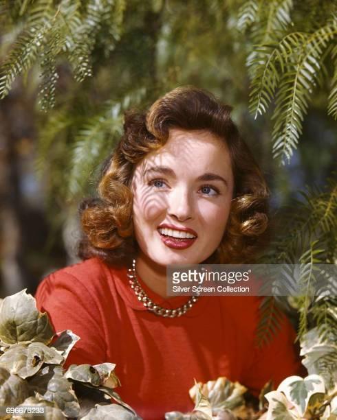 American actress Donna Reed circa 1950