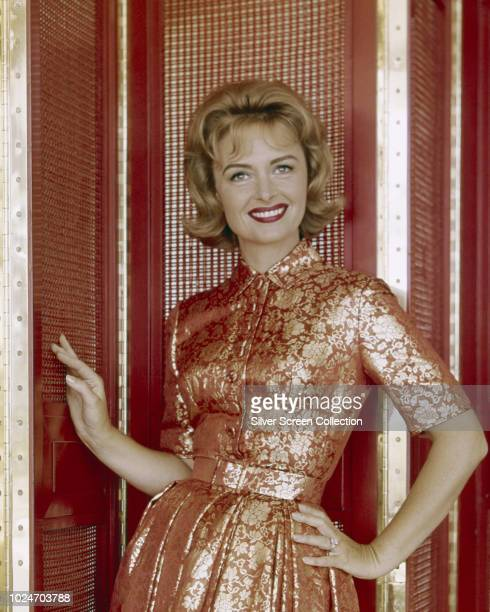 American actress Donna Reed circa 1960