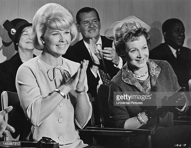 American actress Doris Day in a scene from 'That Touch of Mink', directed by Delbert Mann, 1962.