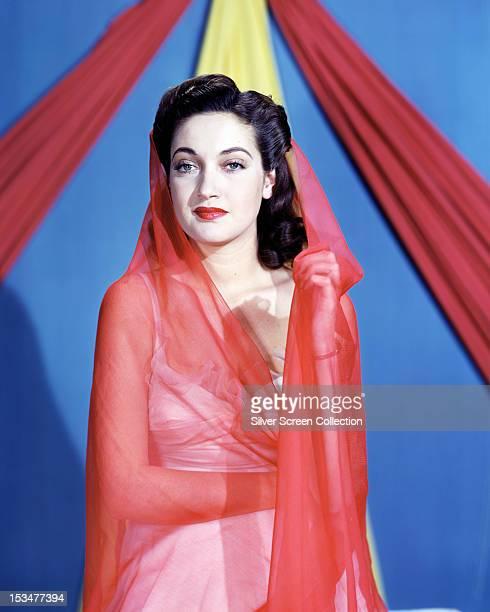 American actress Dorothy Lamour circa 1940