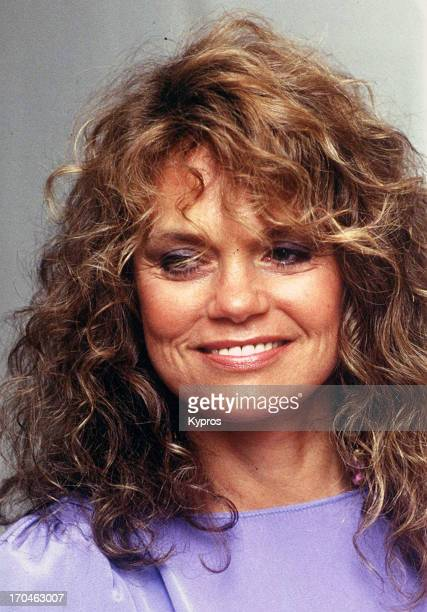 American actress Dyan Cannon circa 1985
