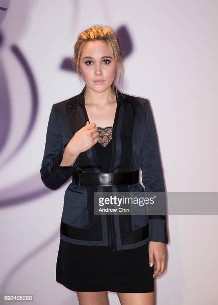 American actress Eden Brolin attends the Leo Awards 2017 at Hyatt Regency Vancouver on June 4 2017 in Vancouver Canada