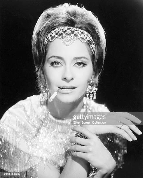 American actress Elizabeth Ashley in a publicity still for the film 'The Carpetbaggers' 1964