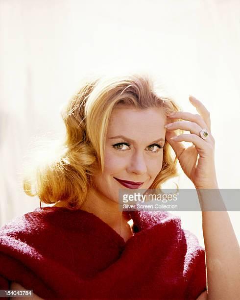 American actress Elizabeth Montgomery circa 1960