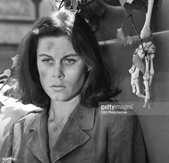 American Actress Elizabeth Montgomery In An Episode Of The