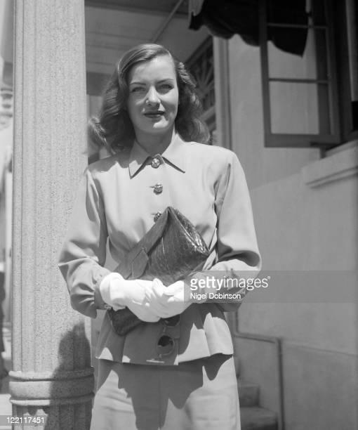 American actress Ella Raines USA circa 1943