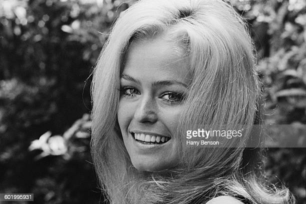 American actress Farrah Fawcett USA 4th May 1970
