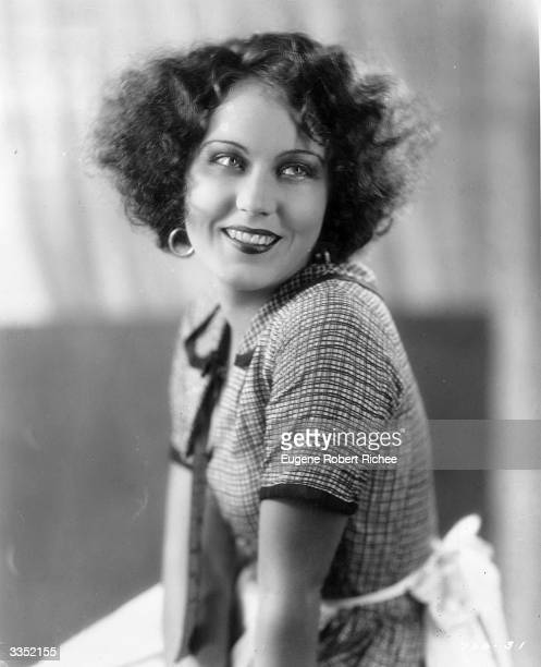American actress Fay Wray as she appears in the Paramount film 'Behind the MakeUp' directed by Robert Milton