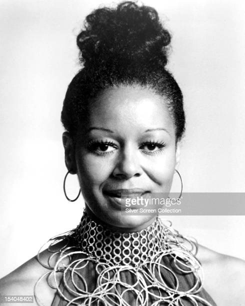 American actress Gail Fisher as Peggy Fair in the TV detective series 'Mannix' circa 1970