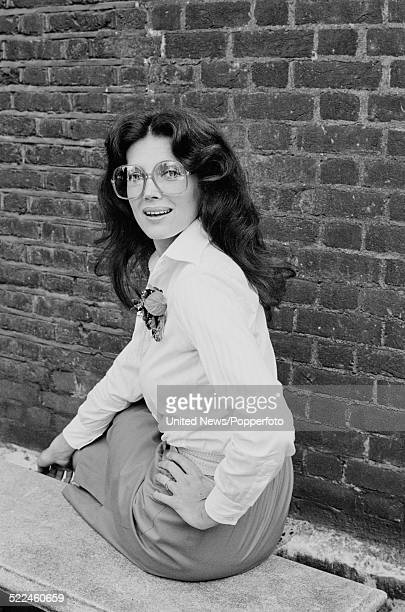 American actress Gayle Hunnicutt in London on 31st July 1980