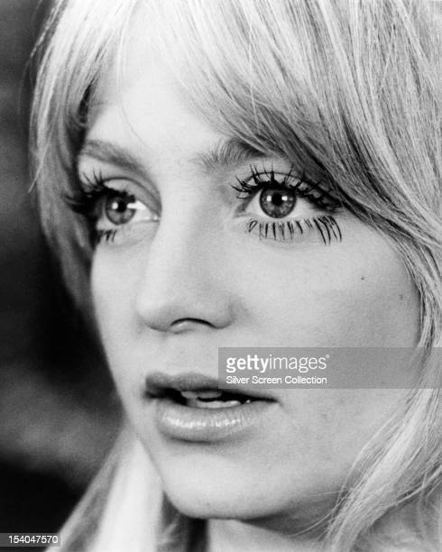 American actress Goldie Hawn as Jill in 'Shampoo' directed by Hal Ashby 1975