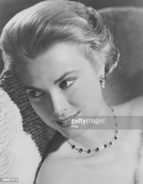 American actress Grace Kelly 20th May 1954