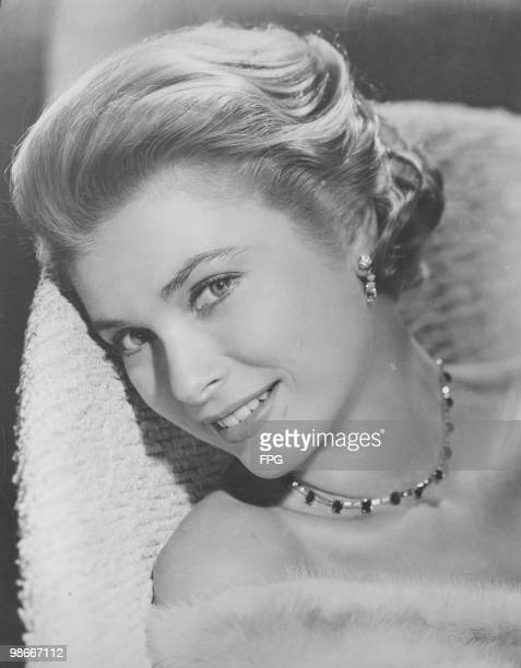 American actress Grace Kelly 20th May 1954