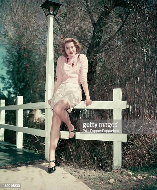 American actress Grace Kelly circa 1950
