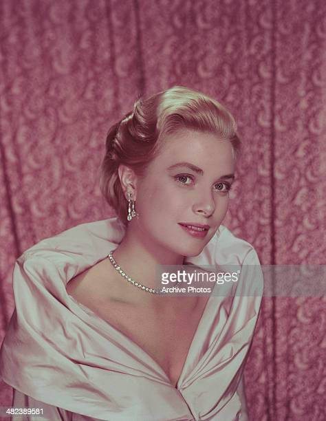 American actress Grace Kelly , circa 1951.