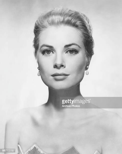 American actress Grace Kelly circa 1955