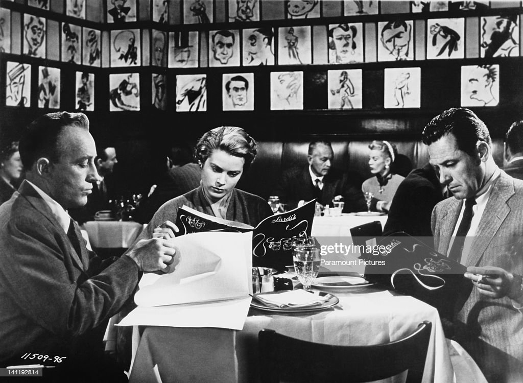 The country girl pictures getty images american actress grace kelly 1929 1982 dines at sardis restaurant in new york publicscrutiny Image collections