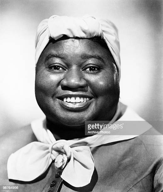 American actress Hattie McDaniel as she appears in her role as Mammy in 'Gone With The Wind' circa 1939 McDaniel's performance won an Oscar for Best...