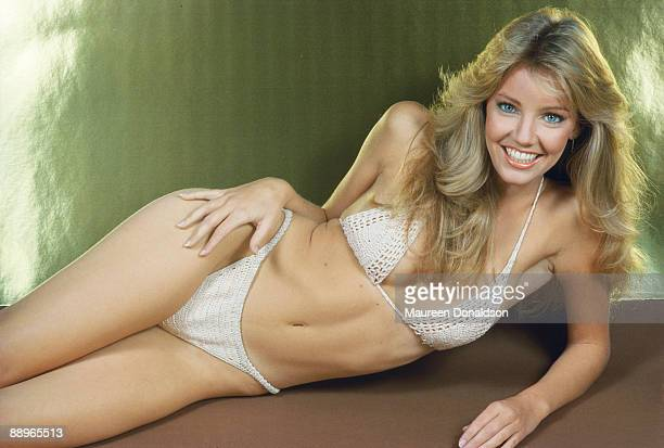 American actress Heather Locklear circa 1985