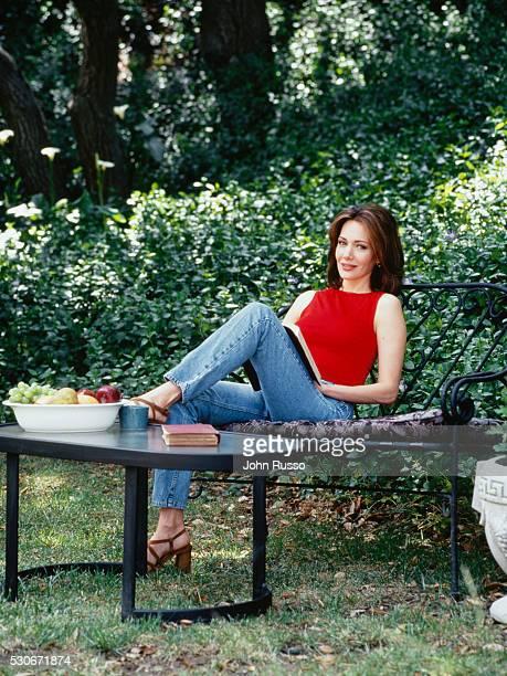 American Actress Hunter Tylo