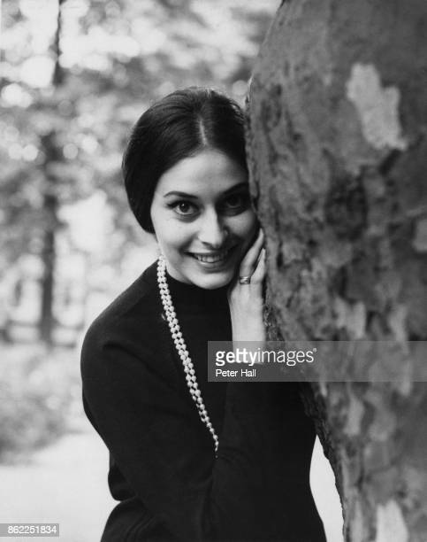 American actress Ina Balin during a holiday in London 12th June 1961