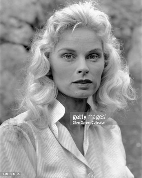American actress Irish McCalla circa 1975