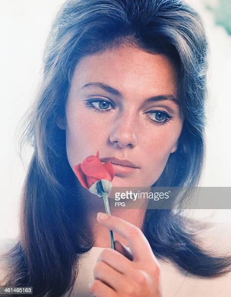 American actress Jacqueline Bisset circa 1967
