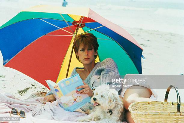 American actress Jamie Lee Curtis