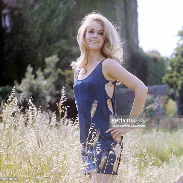 American actress Jane Fonda circa 1970