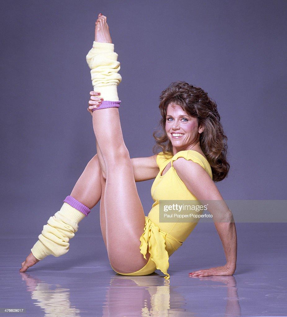 Jane Fonda : News Photo