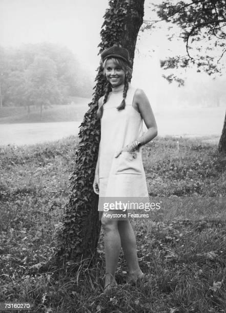 American actress Jane Fonda October 1966