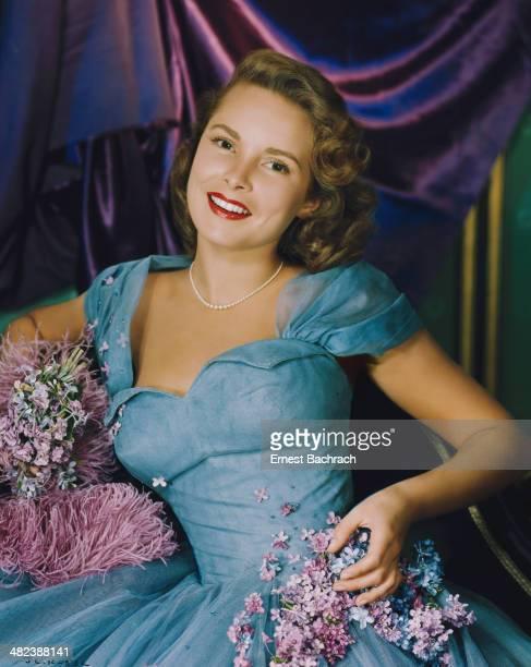 American actress Janet Leigh circa 1950