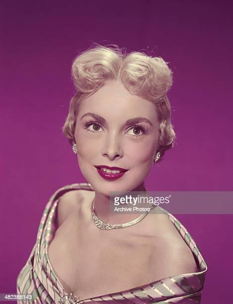American actress Janet Leigh , circa 1955.