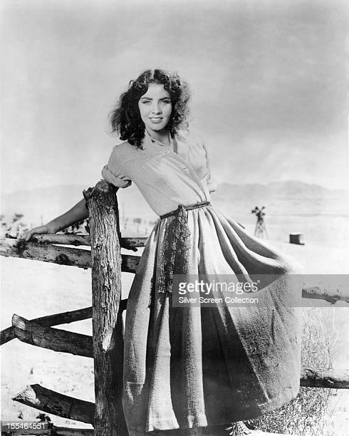 American actress Jennifer Jones as Pearl Chavez in 'Duel In The Sun' directed by King Vidor 1946