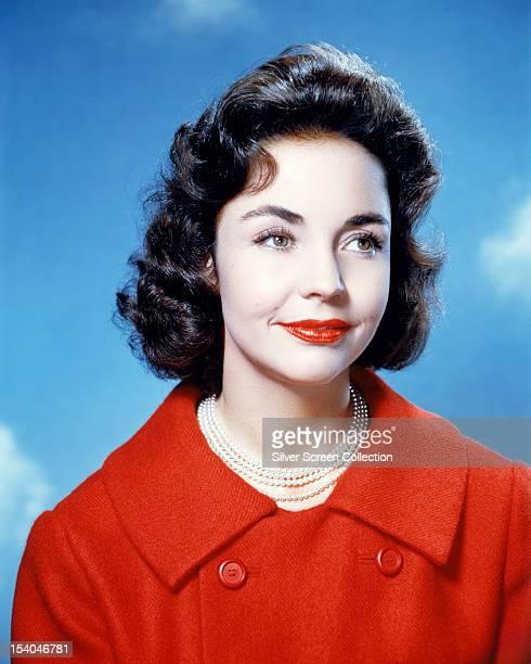 American actress Jennifer Jones circa 1945